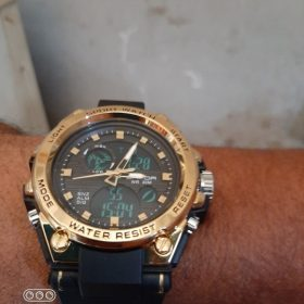 Impact Military Sport Watch photo review