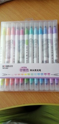 Marker Pen for Highlight photo review