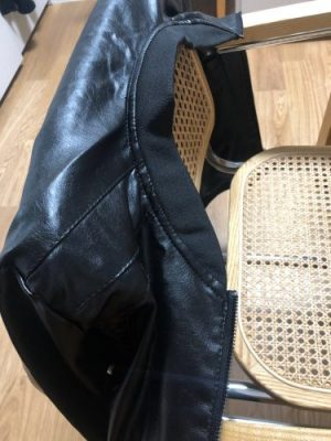 Men's Leather Jacket photo review