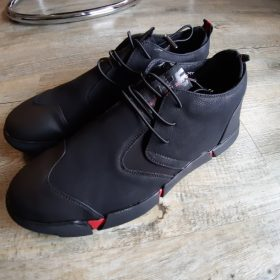 Brawny Leather Sneaker photo review