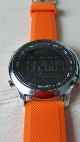 Waterproof Digital Smart Watch For ios & Android Phone photo review