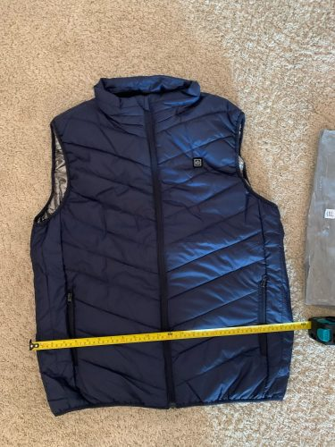 Unisex Warming Heated Vest photo review