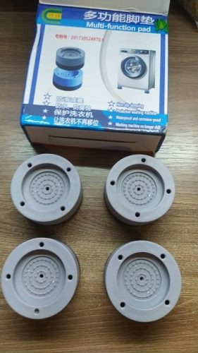 Shock And Noise Cancelling Washing Machine Support - ottowhale photo review