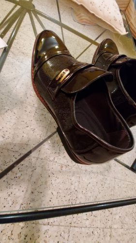 Vittorio Firenze Handcrafted Leather Shoes - kingsmanshoes photo review