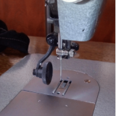 Leather Roller Presser Foot - pastaoppa photo review