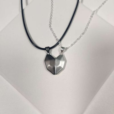 Two Souls One Heart Necklace - rakkiss photo review