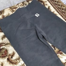 (💥50%OFF) Thick Slim Cashmere Warm Pants - temptlife photo review