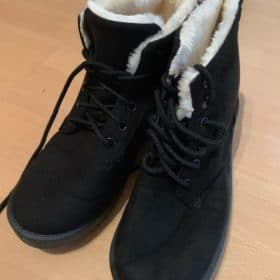 Fluffy Snow Boots - nobelfinds photo review