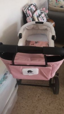 Mommy's Waterproof Stroller Baby Bag   The Babie Bag photo review