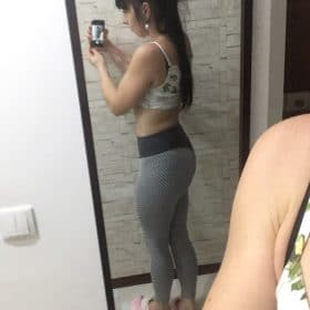 50% OFF Sexy Leggings Booty Yoga Pants 🔥 photo review
