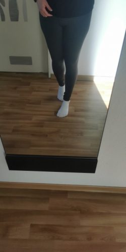 💥Special offer - 50% OFF💥SEXY SCALES HIGH WAIST LEGGINGS - trustefdy photo review