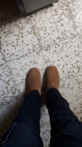 ORTRIVAL SHOES photo review