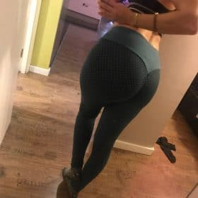 SEXY HIGH WAIST LEGGINGS - smiledplease photo review